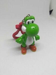Super Mario: Yoshi Keychain Figure (2007, Popco)