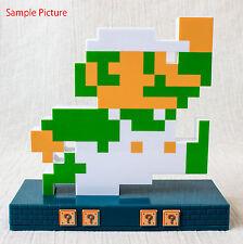 Super Mario Bros. Figure Alarm Clock Luigi Ver. JAPAN GAME Nintendo Famicom NES