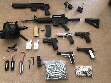 airsoft gun bundle 7 Guns