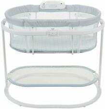soothing bassinet fisher price motions calming newborn baby rocking sleeper