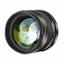 Neewer 85mm F/1.8 Portrait Manual Focus Telephoto Lens for Nikon D5 D4s DF D4