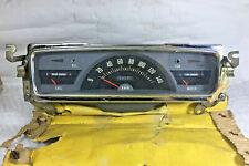 Vintage Datsun 520 521 Bluebird Pickup Speedometer Meter Gauge KM/H NOS