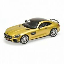 Minichamps 107032522 - 1/18 Brabus 600 from Basis Mercedes-Benz AMG GT S 2016