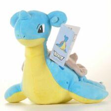 25Cm Pokemon Lapras Plush Soft Teddy Stuffed Animal Dolls Kids Toy Uk