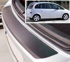 Vauxhall / OPEL MERIVA MK1 - CARBONE STYLE Pare-chocs arrière protection