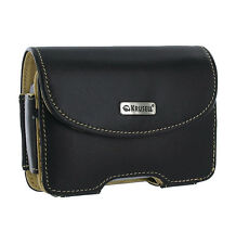 Krusell Horizontial PDA Genuine Leather Case - Small (94115)