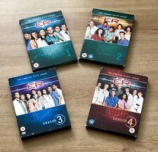 ER E R Complete Series 1-4 Season 1-4 E.R Seasons 1.2.3.4