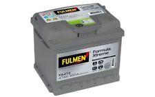 FULMEN Batterie de démarrage 47ah / 450A Pour RENAULT MODUS FORD FIESTA FA472