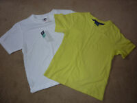 Boys T-shirts - Age 3-4 years