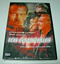 Los inmortales DVD (edición española precintado)