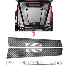 1 Set Motorschutzhaube aus Metall Für Traxxas TRX-6 G63 TRX4 G500 RC Crawler Car