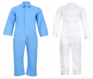 Nylon Waterproof Coverall Overall Boiler Suit Work wear Boiler suit Adults