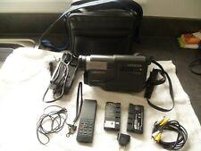 Hitachi 8 mm Video Caméscope VM-E338E