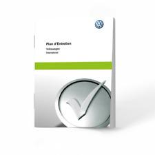 VW Volkswagen Francuska CARNET D'ENTRETIEN 23 model