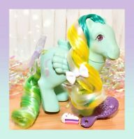 ❤️My Little Pony MLP G1 Vtg Brush 'n Grow Braided Beauty Long Hair Pegasus❤️