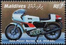 John Player NORTON (JPN) Roadster (GB / UK) Motorcycle Motorbike Stamp