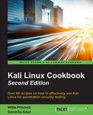 Kali Linux Cookbook - Second Edition by David De Smet and Willie Pritchett...