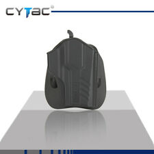 CYTAC Level II Thumb Release Holster fits GLOCK 42 with FREE single mag pouch
