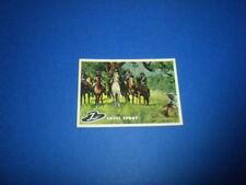 ZORRO #70 trading card 1958  TOPPS TV/Movie WALT DISNEY Guy Williams U.S.A.