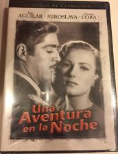 Una Aventura En La Noche - DVD - Black White Closed-captioned Color Ntsc NEW