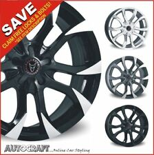 Crafter 6 Car Wheels with Tyres