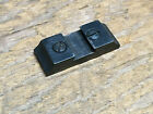 Rear Sight Base For 38 Dovetail Flip Sight Remington 700 Winchester
