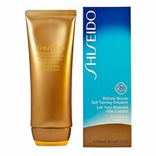 Shiseido Brilliant Bronze Self-tanning Emulsion 100ml