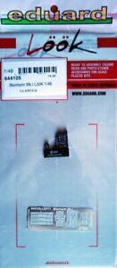 Eduard LooK 644105 1/48 Bristol Blenheim Mk.I Inst. Panel & Seatbelts AIRFIX