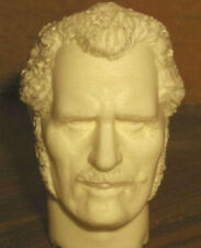 1/6 SCALE CUSTOM ROBERT SHAW JAWS QUINT ACTION FIGURE HEAD!