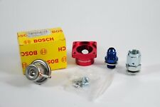 Bosch Motorsport/Competition Fuel Pressure regulator. Jenvey body 5 BAR Red