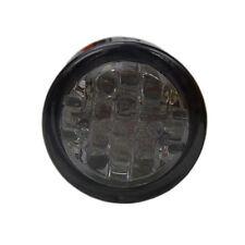 20 mm MINI LED FANALE RETROVISORE MOTO FANALE RETROVISORE Smoked PER CHOPPER BOBBER Custombike