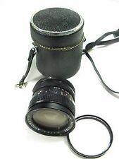 f/2.8 Fixed/Prime Vintage Camera Lens