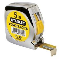 FLESSOMETRO STANLEY 1-33-191 5 MT METRO A NASTRO POWERLOCK CLASSIC