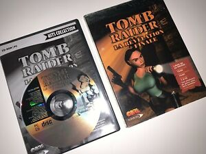 Tomb Raider The Last Revelation (PC, 1999)