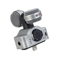 ZOOM iQ7 MS Stereo Microphone for iPhone/iPad/iPod touch Japan With Track number