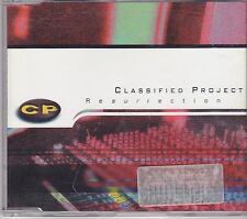 Classified Project-Resurrection cd maxi single