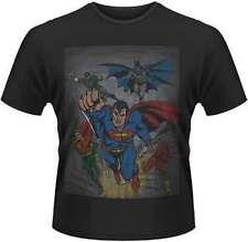 Dc Originals - Superheroes T-Shirt Homme / Man - Taille / Size M PLASTIC HEAD