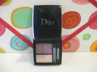 CHRISTIAN DIOR ~ 3 COULEURS EYE PALETTE ~ # 961 SMOKY VIOLET ~ 0.19 OZ UNBOXED