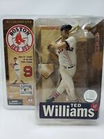 Ted Williams McFarlane Series 4 Cooperstown Collection Boston Red Sox NIB