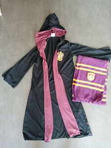 Déguisement Harry Potter Gryffondor Echarpe + cape Rubie's