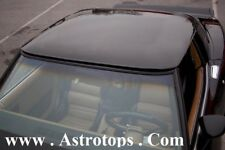 Corvette Glass Roof Top 1968-1982 1 Piece Smoke Gray Replacement Panel For T Top