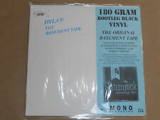 SIGNED Bob Dylan & The Band BASEMENT TAPES Vinyl Record Mono 180g Store Day RSD