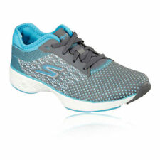 Scarpe da ginnastica blu marca Skechers per donna gowalk