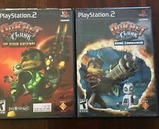 Ratchet & Clank:Going Commando (2003) + Ratchet & Clank:Up Your Arsenal (2004)