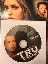Tru Calling - Season 1, Disc 4 REPLACEMENT DISC (Not Full Season)