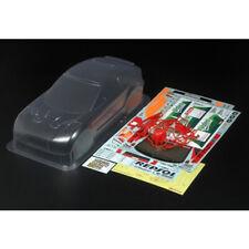 Tamiya 51360 1/10 RC Clear Body Set Mitsubishi Racing Lancer Repsol Ralliart