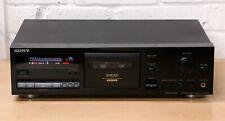 SONY TC-K511S vintage 3-HEAD cassette tape deck Dolby B/C/S HX Pro 1994 Japan NR