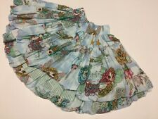EUC Paper Wings fairy Skirt. Sz 3