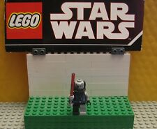 "STAR WARS LEGO LOT  MINIFIGURE--MINIFIG  "" DARTH VADER BATTLE DAMAGED   7672   """