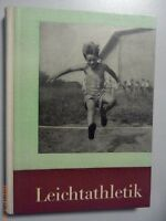 Leichtathletik ~ein Buch für Lehrer ,Trainer im Kindersport 1961